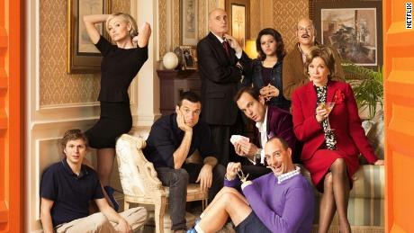'Arrested Development'