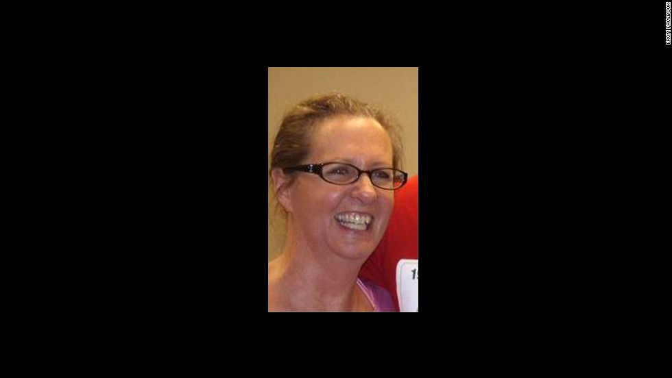 Terri Long, 49, died in the twister.