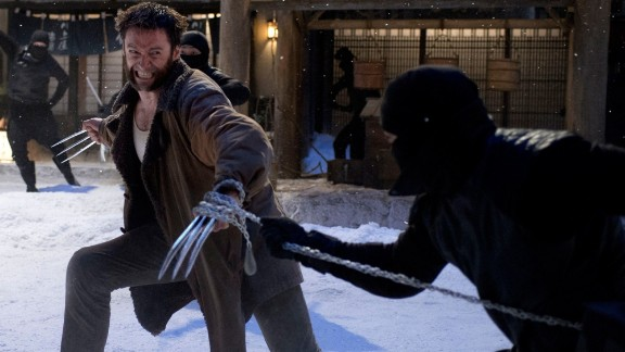 """Hugh Jackman as Wolverine will be the central character in """"X-Men: Days of Future Past."""""""