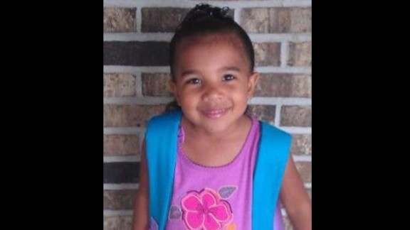 Karrina Vargyas, 4, died in the twister.