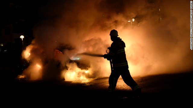 Third night of riots hits Sweden