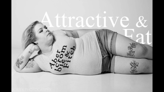"""Jes Baker, who blogs under the name """"The Militant Baker,"""" changed Abercrombie and Fitch"""