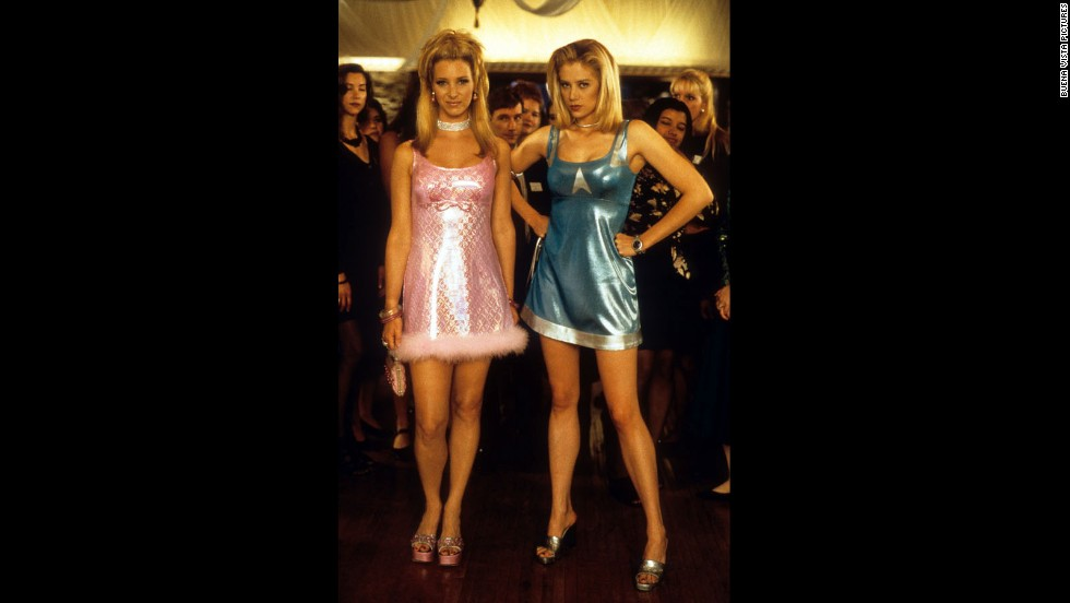 "<strong>""Romy & Michele's High School Reunion"" (1997)</strong>: Outside of the usual buddy movie template, ""Romy & Michele"" has become a cult favorite. Lisa Kudrow and Mira Sorvino portray besties who come up with a comically transparent plan to appear successful at their 10-year high school reunion."