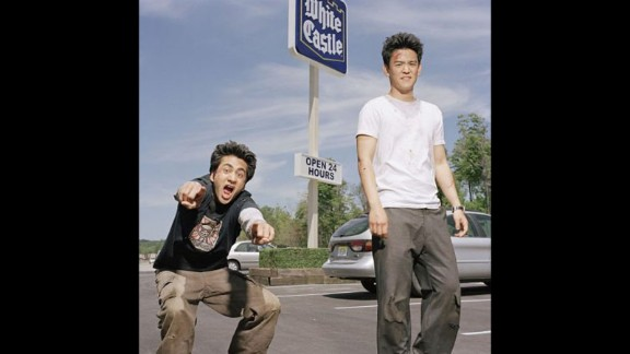 """<strong>""""Harold and Kumar Go to White Castle"""" (2004)</strong>: Although this comedy literally follows two pot-smoking pals (played by John Cho and Kal Penn) as they satisfy their desire for White Castle, it's also helped turn the actors into household names."""