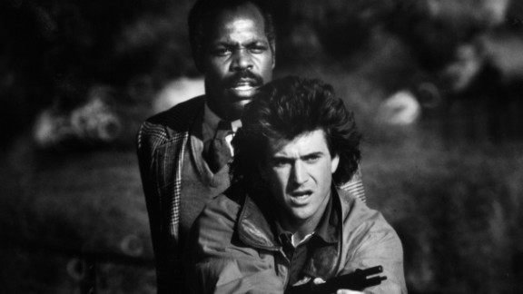 """""""Lethal Weapon"""": Danny Glover and Mel Gibson star in what is now one of the most beloved buddy cop films. (Amazon Prime)"""