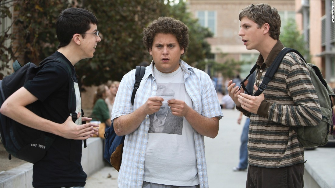 "<strong>""Superbad"":</strong> How has it been a decade since Christopher Mintz-Plasse, Jonah Hill and Michael Cera got into their shenanigans in this comedy? <strong>(Amazon Prime) </strong>"
