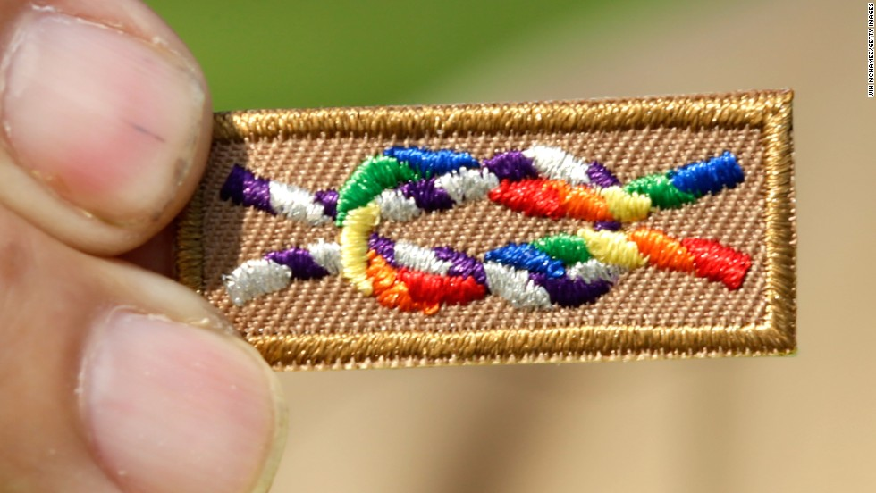 Boy scout statement on homosexuality