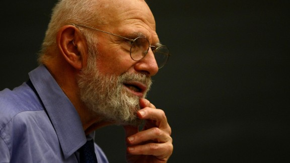 Neurologist Oliver Sacks has spoken on a number of occasions about the science behind the condition and his personal experience with it. He told CNN's Sanjay Gupta that he sometimes can't even recognize his own face in a mirror.