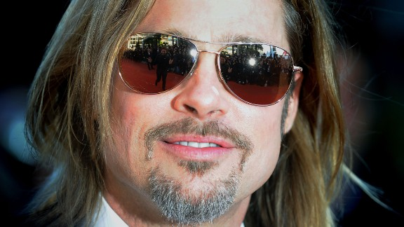 Actor Brad Pitt told Esquire that he has such a hard time remembering the faces of those he meets, he thinks he might suffer from prosopagnosia, or face blindness. He has not been tested or diagnosed with the disorder. Here's a look at others who have said they have face blindness.