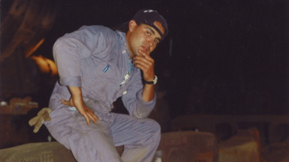Quinones-Hinojosa moved on from the farm to work as a welder for a railroad company in California. He almost died in an incident involving a gas tank.