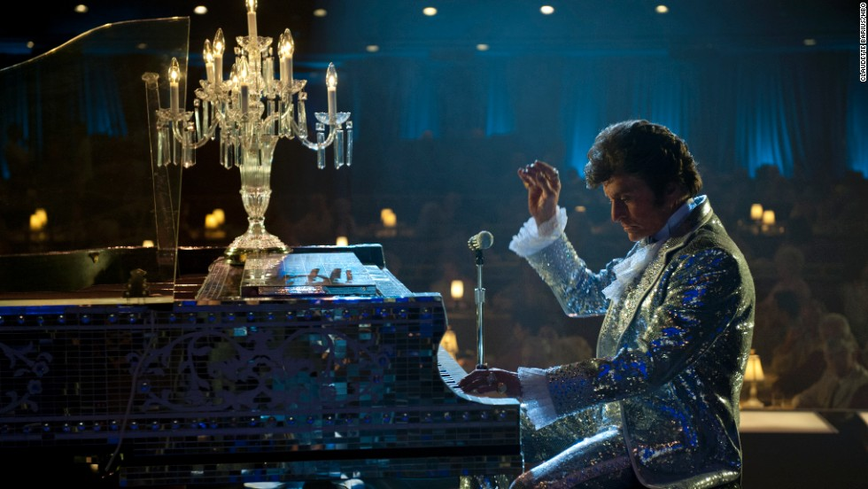 Liberace's inspired performances, with extravagant costumes and props, garnered him a loyal and worldwide fan base.