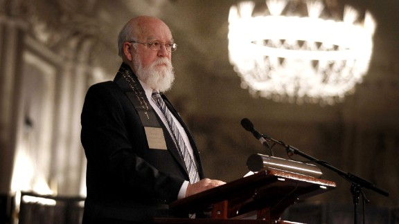 "Philosopher Daniel Dennett is referred to as one of the ""Four Horsemen of New Atheism,"" along with Richard Dawkins, Christopher Hitchens and Sam Harris. In his book ""Breaking the Spell,"" Dennett said, ""You don"