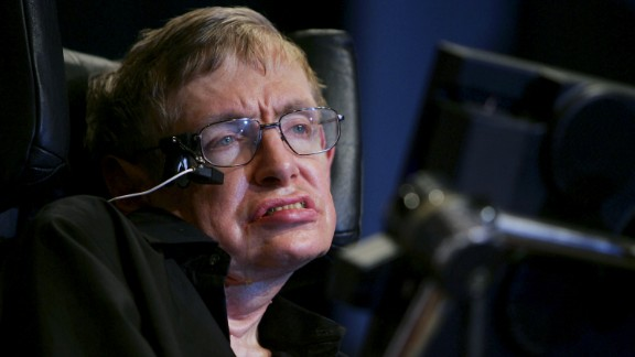 British scientist Stephen Hawking has proposed a new solution to a paradox.
