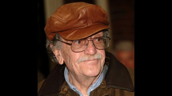 "Kurt Vonnegut, author of ""Slaughterhouse Five"" and ""Cat"