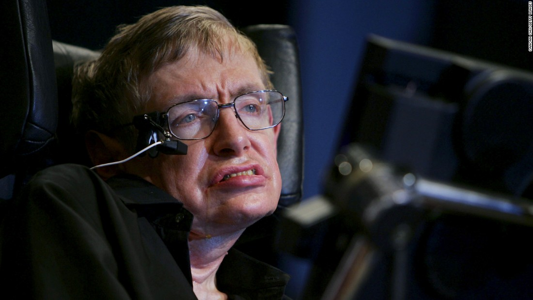 "In his book ""<a href=""http://books.google.com/books?id=RoO9jkV-yzIC"" target=""_blank"">The Grand Design</a>,"" theoretical physicist Stephen Hawking asserts that God did not create the universe. ""Spontaneous creation is the reason why there is something rather than nothing, why the universe exists, why we exist,"" he wrote. ""It is not necessary to invoke God to light the blue touch paper and set the universe going."""