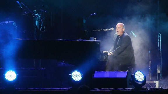 "Singer-songwriter Billy Joel reiterated his stance in a 2010 interview with radio host Howard Stern. Asked whether he believed in God, Joel replied, ""No. I"