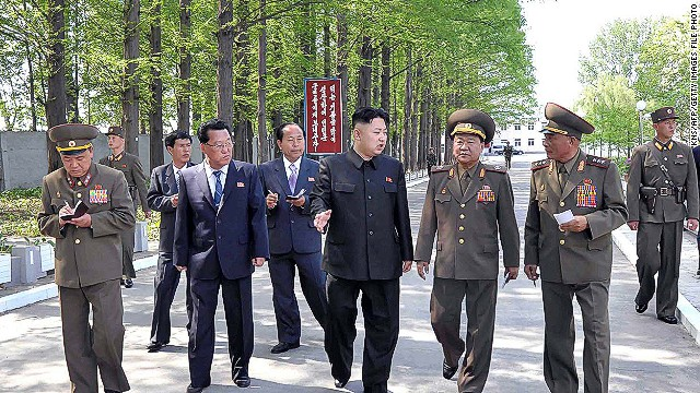 N. Korea wants high-level U.S. talks