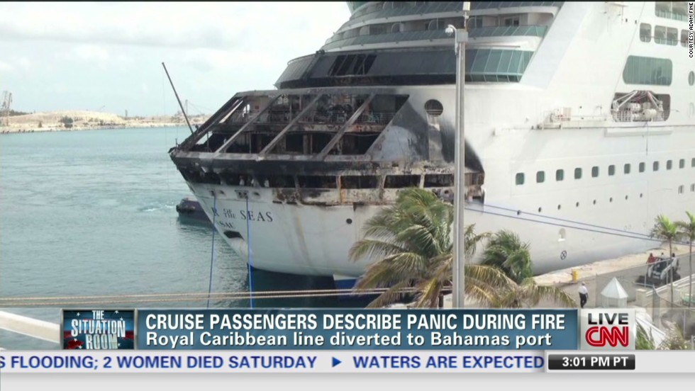 Passenger Records Cruise Ship Emergency