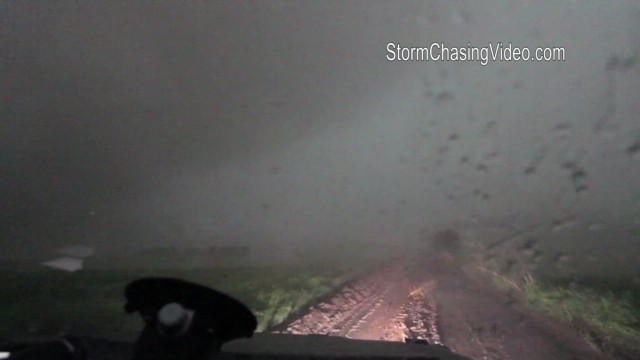 See storm chaser's worst nightmare