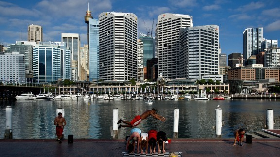 Australia keeps its reputation of the world's happiest country for the third year running, beating Sweden and Canada into top place, according to the Organisation of Economic Cooperation and Development's Better Life Index. Browse through the photos to see the top 10 countries in the ratings.