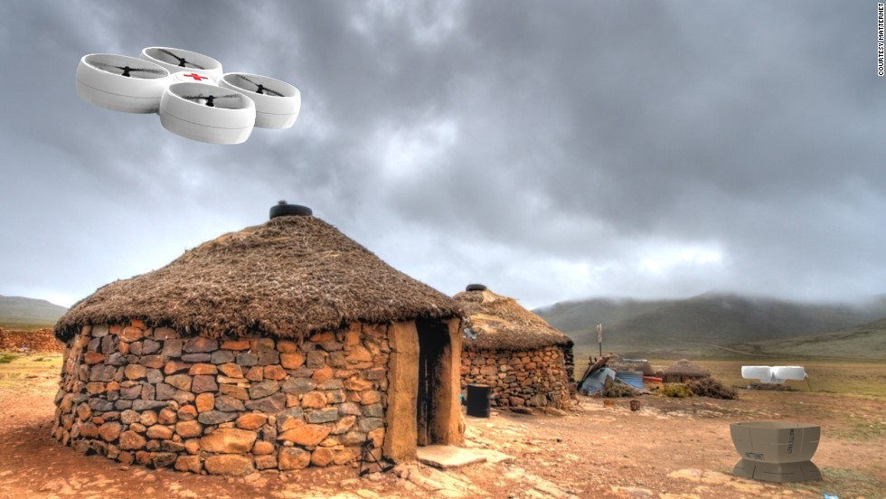 Matternet envisions a future where fleets of unmanned aerial vehicles (or drones) will help deliver physical goods to rural areas far removed from road or highway networks.