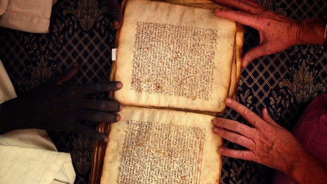 Ancient Islamic manuscripts under threat