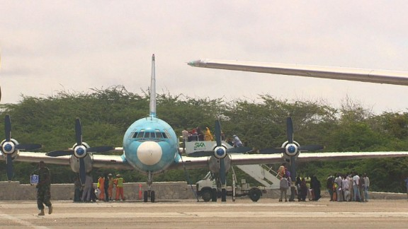 Mogadishu's growing economy is also manifested in the aviation industry, with about 15 daily domestic and international flights.