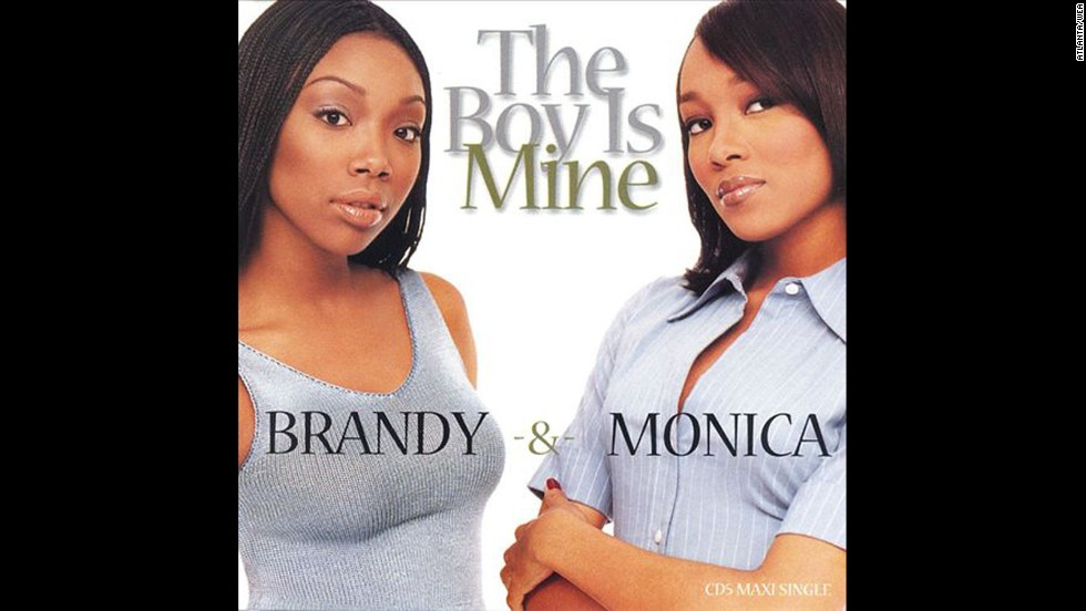 "This epic R&B face-off between Brandy and Monica was one of the biggest hits of the '90s, let alone the standout single for the summer months of 1998. <strong>""The Boy Is Mine""</strong> arrived at No. 1 on the June 6 chart that year and didn't budge until Aerosmith's ""I Don't Want to Miss A Thing"" came around in September."