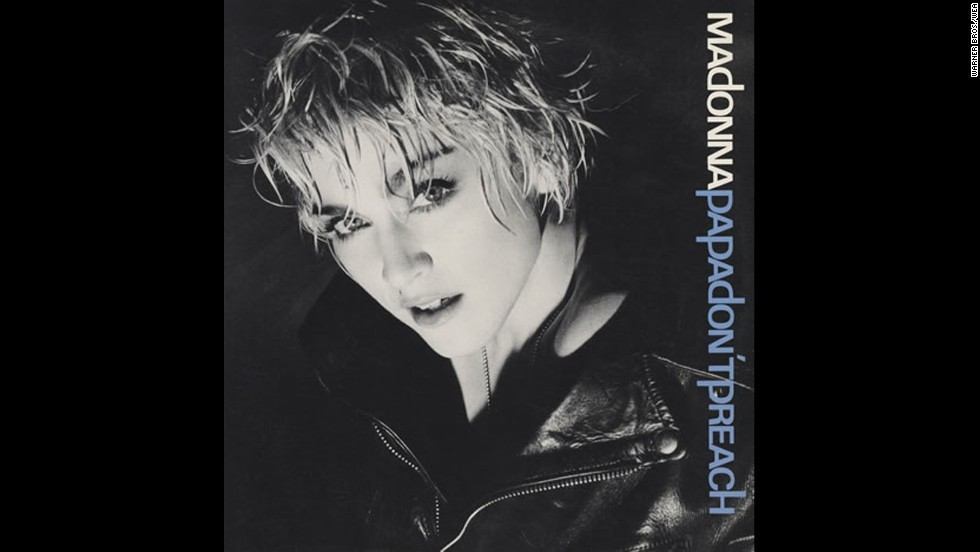 "Madonna's <strong>""Papa Don't Preach""</strong> arrived in June 1986, and climbed to No. 1 on the Hot 100 that August. The single went on to earn Madge her second Grammy nod."
