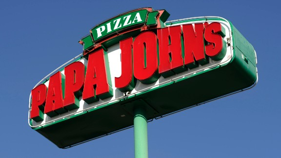 Papa John's - Grade: D Papa John's did not immediately respond to CNN's request for comment.