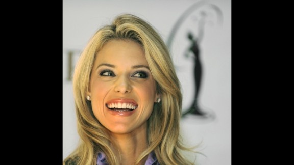 """Carrie Prejean was stripped of her Miss California USA title in 2009 after a long legal battle with the contest. The contest dethroned her and said lingerie-modeling photos emerged that breached her contract. Prejean sued, claiming that her firing was religious discrimination because of her opposition to same-sex marriage, and the pageant countersued. The conflict ultimately ended after the revelation of a """"sex tape."""""""