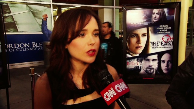 Ellen Page on upcoming 'X-Men' role