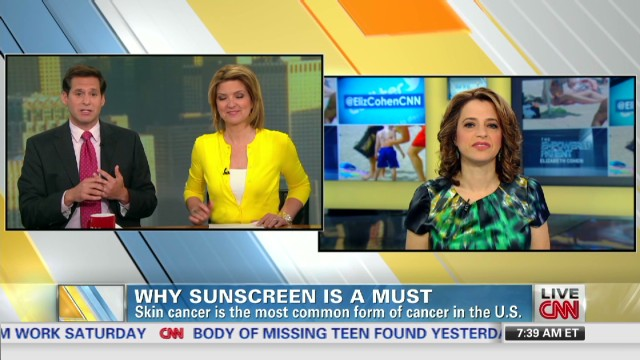 Consumer Reports on sunscreens