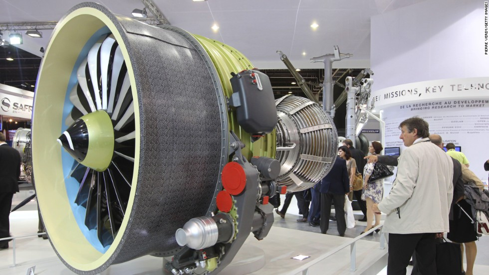 Jet engine makers get lift from 3-D printing technology