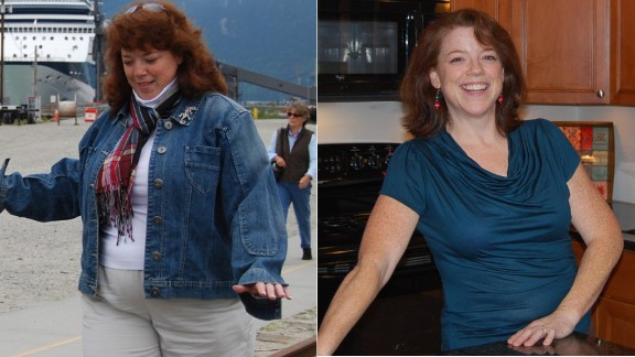 Melissa Schaaf thought losing 80 pounds would be her biggest battle until she was diagnosed with stage I leiomyosarcoma. Schaaf says her gym and healthy eating habits helped get her through chemotherapy.