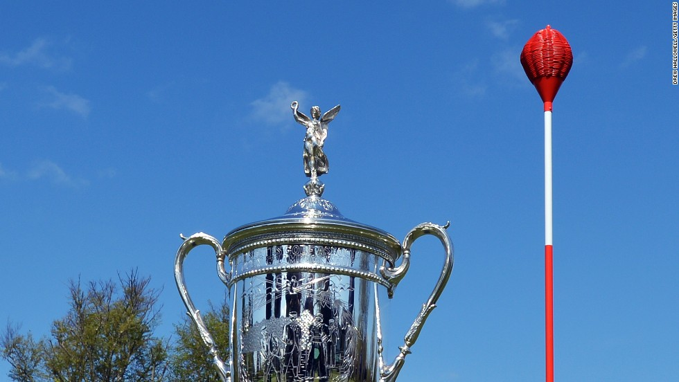 The famous wicker basket flagsticks will be on full view again at the 2013 U.S. Open on the East Course at Merion.