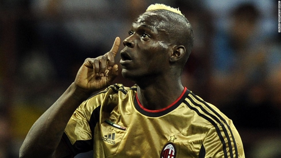 AC Milan, who can boast star names like Italy striker Mario Balotelli among their ranks, dropped two places to tenth in Deloitte's list after a modest rise in revenue saw them record $357m overall.