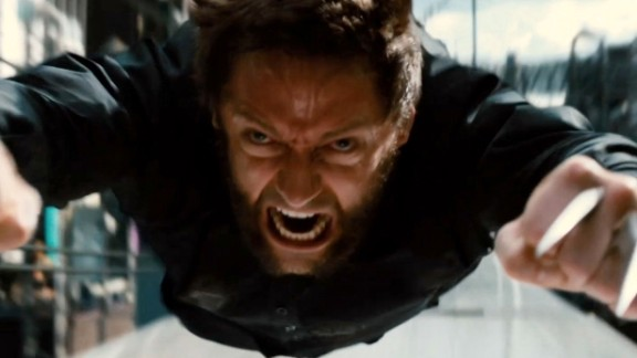 "Hugh Jackman stars as Logan/Wolverine in ""The Wolverine."""