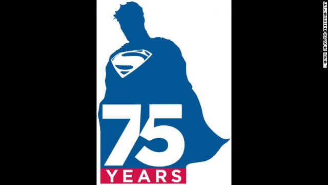Superman is celebrating his 75th birthday this year.