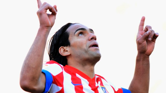 Radamel Falcao, the Colombian international, moved from Atlético Madrid to the newly-promoted AS Monaco in 2013 for a reported fee of €60 million ($67 million). After loan spells at Manchester United and Chelsea, Falcao is back playing at Monaco for the 2015-16 season.