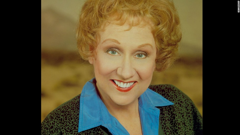 "Actress <a href=""http://www.cnn.com/2013/06/01/showbiz/jean-stapleton-obit/index.html"" target=""_blank"">Jean Stapleton</a>, best known for her role as Archie Bunker's wife, Edith, in the groundbreaking 1970s TV sitcom ""All in the Family,"" died at age 90 on Saturday, June 1."