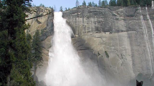 Swimmer swept over Yosemite waterfall - CNN