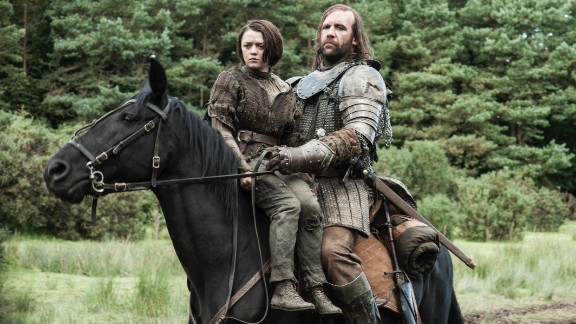 """<strong>Outstanding action performance by a stunt ensemble in a comedy or drama series:</strong> """"Game of Thrones"""""""