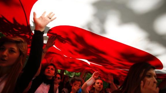 Despite Turkish Prime Minister Recep Tayyip Erdogan