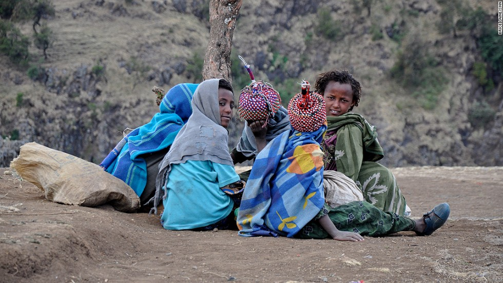 Wildlife and natural beauty at the Simien Mountain National Park is helping support future generations of the communities that live up in the Ethiopian highlands.