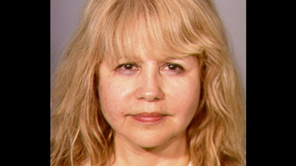 Singer-actress Pia Zadora was charged with domestic violence battery and coercion for allegedly scratching her 16-year-old son's ear as she tried to take his cell phone when he dialed 911 on June 1, 2013, according to a Las Vegas Metropolitan Police report.