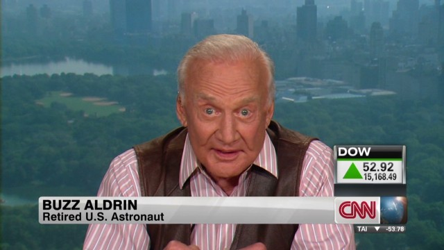 Aldrin: Space funding drying up quickly