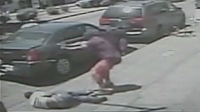 Teen's shooting death caught on camera