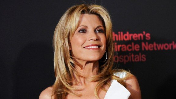Wheel of Fortune's Vanna White adopted her stepfather's name, Herbert Stackley White Jr., or she would've been Vanna Rosich after her Puerto Rican father, Miguel Angel Rosich.