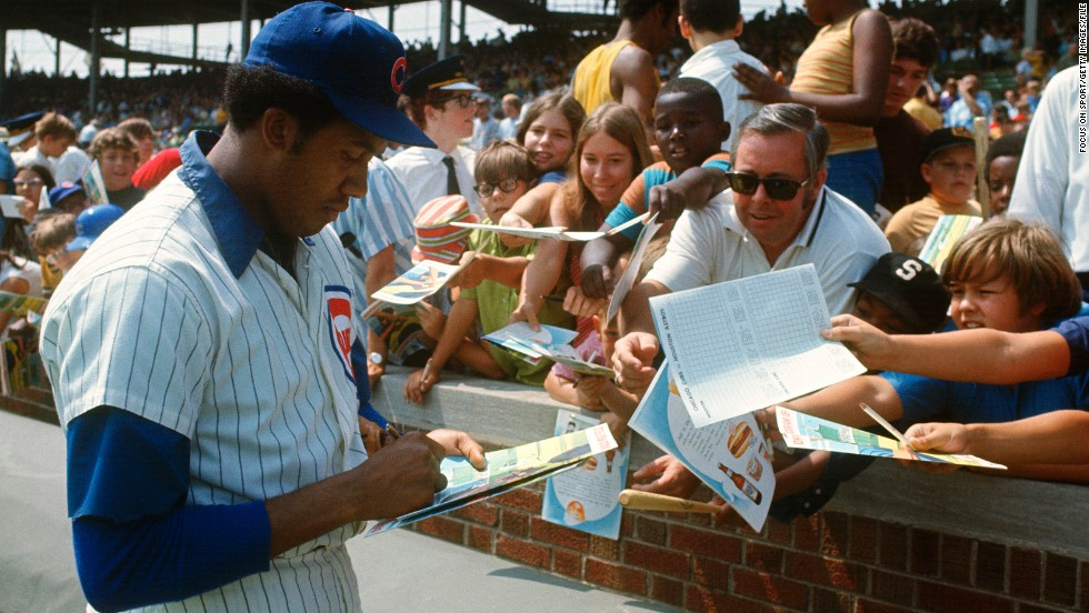 Pitcher Ferguson Jenkins was the first baseball player to be suspended for a drug-related offense. Ferguson was arrested in Toronto in 1980 for cocaine possession and promptly banned for life. However, the ban was lifted only a month later and he returned to the pitchers mound for the Chicago Cubs in 1982.